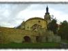 Burg Ostansicht (Nordostbastion und Pariser Turm)