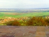 Panoramablick Kyffhausen